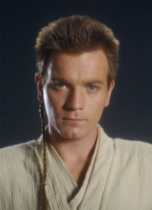The Youngest incarnation of Obi Wan Kenobi as a Jedi Padawan