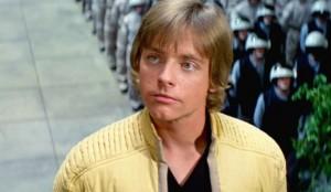 Luke Skywalker, Dumb ass Farm boy.
