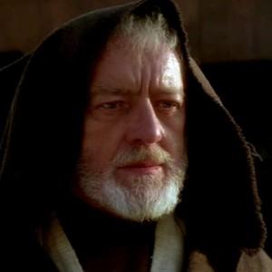 Ben Obi Wan Kenobi, Hermit, Jedi Master in Exile.