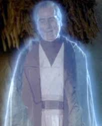 "The ORIGINAL incarnation of the adult Anakin Skywalker without physical damage. Jedi Spirit and ""Father""? Riiiiiight. :D"