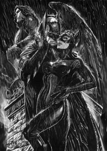 batman_catwoman_by_nebezial